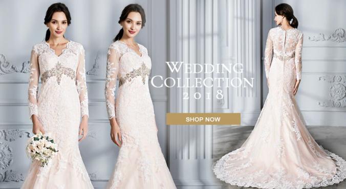 lowest discount online shop good looking Prom Dresses, Wedding Dresses, Evening Dresses - Hebeos Online